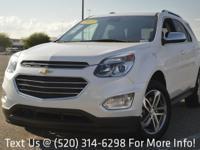 Options:  2017 Chevrolet Equinox Fwd 4Dr Premier|4