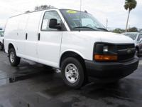 Look at this 2017 Chevrolet Express Cargo Van . Its