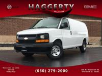 Options:  2017 Chevrolet Express Cargo Van G2500|Summit