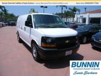 Options:  2017 Chevrolet Express 2500 Work