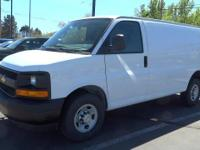 Look at this 2017 Chevrolet Express Cargo Van Express.
