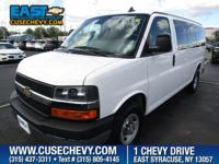 Look at this 2017 Chevrolet Express Passenger LT. Its