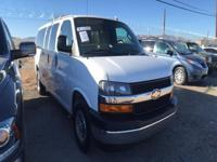 Options:  2017 Chevrolet Express 3500 Lt|How Comforting