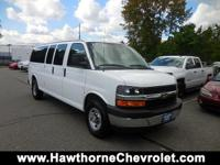 CERTIFIED2017 Chevrolet Express Passenger LT presented