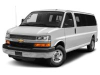 Recent Arrival! New Price! This 2017 Chevrolet Express