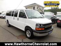 CERTIFIEDCarfax One Owner 2017 Chevrolet Express