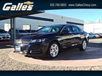 Check out this 2017 Chevrolet Impala LS. Its Automatic