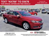 CARFAX One-Owner. Clean CARFAX. Siren Red Tintcoat 2017