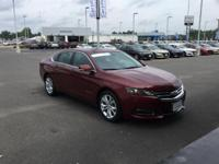 CARFAX One-Owner. Clean CARFAX. Red 2017 Chevrolet