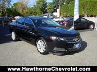 CERTIFIEDCarfax One Owner 2017 Chevrolet Impala LT