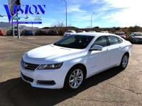 Recent Arrival! CARFAX One-Owner. Clean CARFAX. White