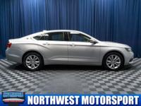 Clean Carfax Sedan with Backup Camera!  Options:  Rear