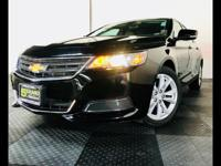 Our great looking 2017 Chevrolet Impala LT Sedan is