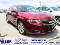 Recent Arrival! Red Tintcoat Chevrolet Impala **ANOTHER