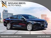 Recent Arrival!  CARFAX One-Owner. Black 2017 Chevrolet