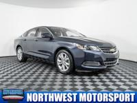 Clean Carfax One Owner Sedan with Power Options!