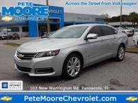 Check out this gently-used 2017 Chevrolet Impala we
