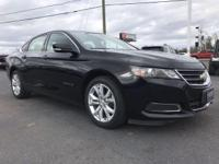 This 2017 Chevrolet Impala 4dr 4dr Sedan LT with 1LT
