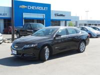 The 2017 Chevrolet Impala has something for everyone.