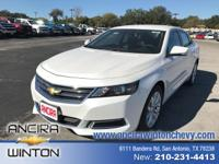 This new Chevrolet Impala LT w/1LT is now for sale in
