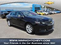 EPA 28 MPG Hwy/19 MPG City! Chevrolet Certified,