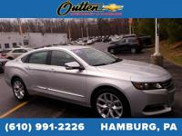 CARFAX One-Owner. 2017 Chevrolet Impala Premier 4D