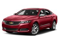 ** 2017 Chevrolet Impala in Silver AURORA