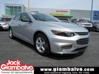 2017 CHEVROLET MALIBU 1 LS ......... ONE LOCAL OWNER
