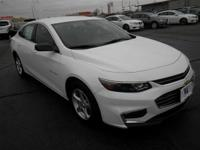 Options:  2017 Chevrolet Malibu Ls W/1Ls|Summit