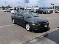 CARFAX One-Owner. Clean CARFAX. Gray 2017 Chevrolet