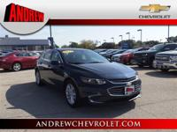 This 2017 Chevrolet Malibu LT w/1LT is for Chevrolet