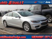 CARFAX One-Owner. Clean CARFAX. Silver 2017 Chevrolet