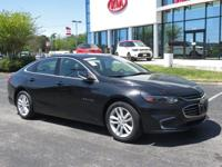 CARFAX One-Owner. Black Metallic 2017 4D Sedan