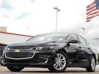 2017 Chevrolet Malibu 1LT Mosaic Black Metallic 6-Speed
