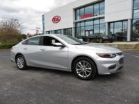 Clean CARFAX. Silver Ice Metallic 2017 4D Sedan