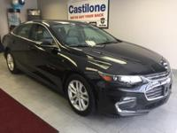 Recent Arrival! This 2017 Chevrolet Malibu LT in Black