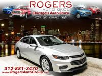Options:  2017 Chevrolet Malibu 4Dr Sdn Lt W/1Lt|4