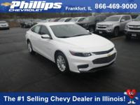 Options:  2017 Chevrolet Malibu Lt W/1Lt|Summit