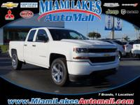 *** MIAMI LAKES CHEVROLET *** 6-Speed Automatic