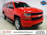Drive home this 2017 Chevrolet Silverado 1500 Custom in