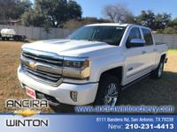 This new Chevrolet Silverado 1500 High Country is now