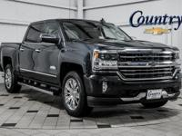 Silverado... 1500... High Country... Crew Cab... 4WD...