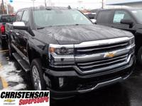 2017+Chevrolet+Silverado+1500+High+Country+In+Black.+4w