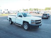 2017 Chevrolet Silverado 1500 Summit White GM