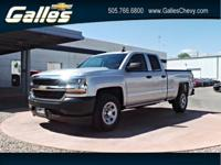 Look at this 2017 Chevrolet Silverado 1500 Work Truck.