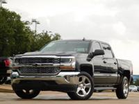 2017 Chevrolet Silverado 1500 LT1 Black 6-Speed