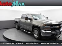 Check out this gently-used 2017 Chevrolet Silverado