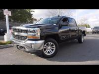 This 2017 Chevrolet Silverado 1500 is complete with