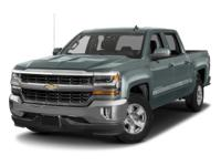 From mountains to mud, this Gray 2017 Chevrolet