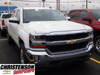 2017+Chevrolet+Silverado+1500+LT+In+Summit+White.+What+